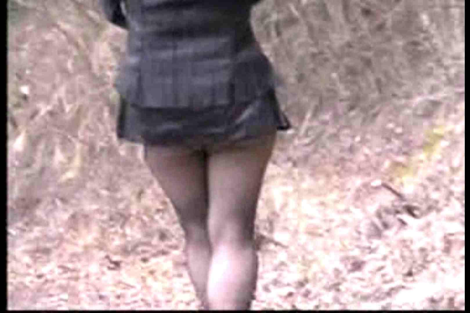 美熟女の野外露出プレイ2 熟女のエッチ | 野外  66pic